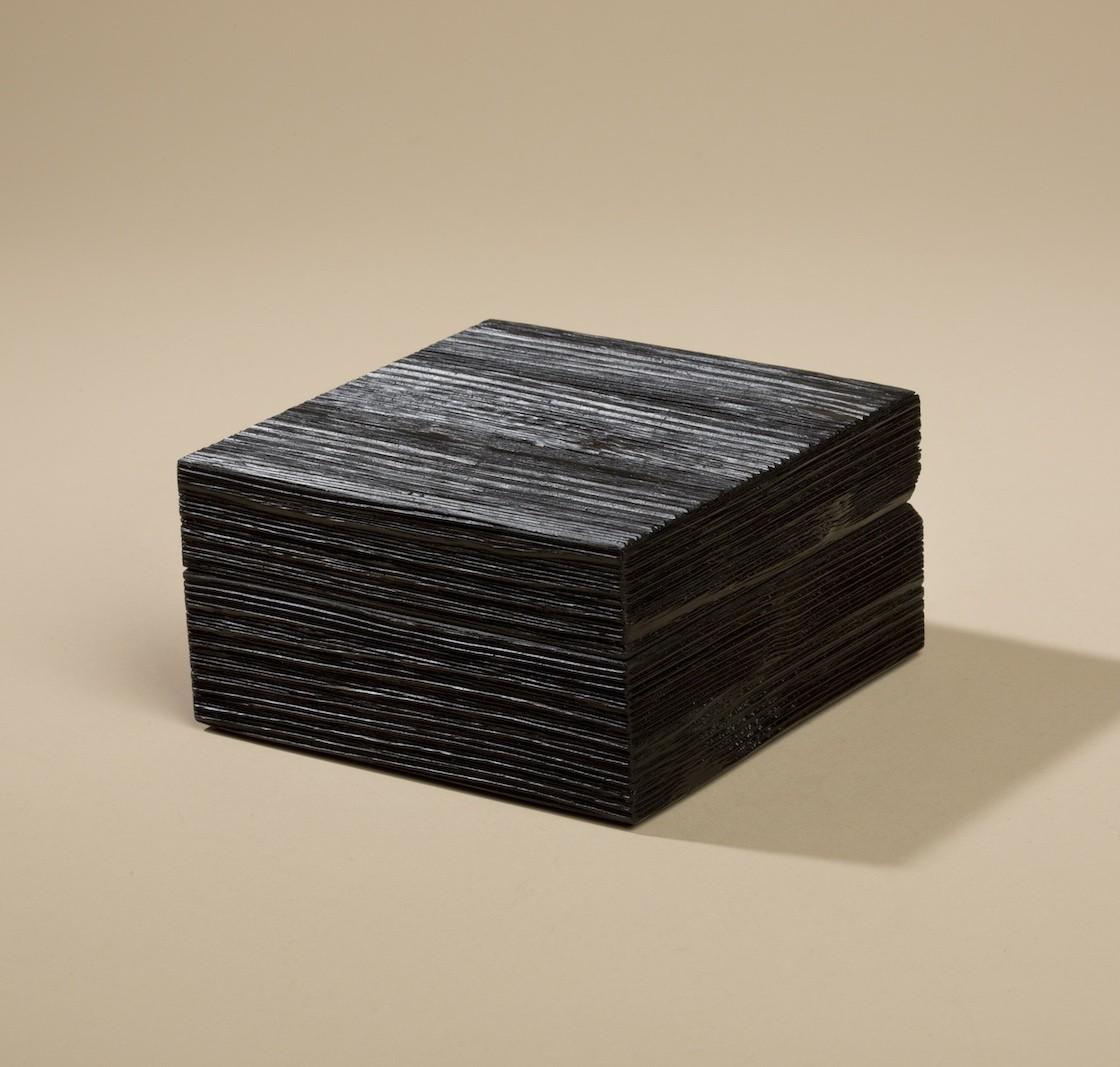 Scatole in legno verniciate o laccate